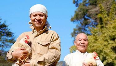 夢創鶏おいしさのヒミツ
