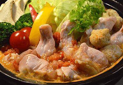 夢創鶏トマト鍋セット